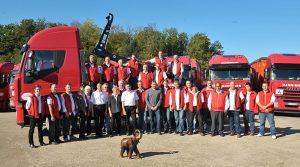 Danninger Spezialtransporte in Fürstenzell - Das Team