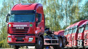 Danninger Spezialtransporte in Fürstenzell - Zugmaschine
