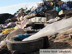 Aufräumaktion gegen wilde Müllkippen