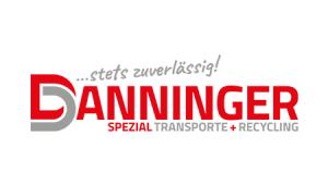 Danninger Spezialtransporte in Fürstenzell - Logo