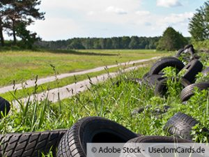 ZARE | Zertifizierte Altreifenentsorger | Erneute Reifenentsorgung in Elberfeld