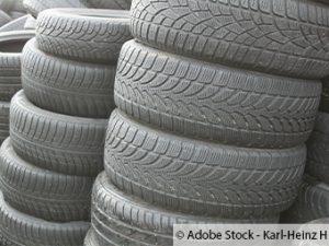 Illegale Reifenentsorgung erfolgreich verhindert