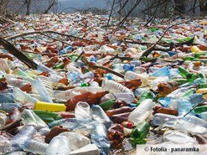 Müll Berg