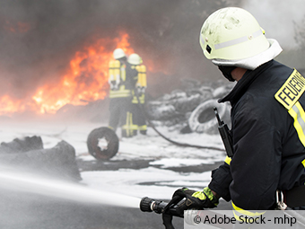 ZARE | Zertifizierte Altreifenentsorger | Mutmaßliche Brandstiftung fordert gleich zwei Löschversuche