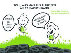 NEW LIFE Deutsche Aktionstage Nachhaltigkeit 2021