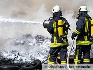 ZARE | Zertifizierte Altreifenentsorger | Reifenlager brennt ab - Kritische Meinungen werden laut