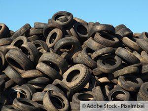 ZARE   Zertifizierte Altreifenentsorger   Umweltsünder gesucht - Hunderte alte Reifen entsorgt