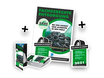 ZARE Aktionspaket für Reifenservicebetriebe und Kfz-Werkstätten